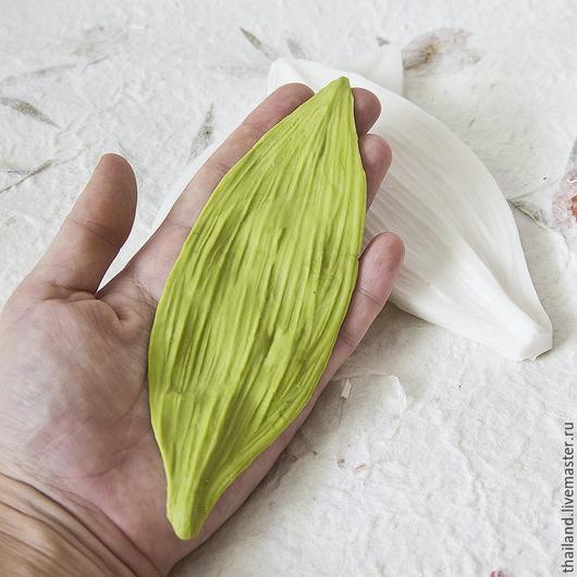Материалы для флористики ручной работы. Ярмарка Мастеров - ручная работа. Купить Молд силикон универсальный лист. Handmade. Май тай