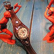 Аксессуары ручной работы. Ярмарка Мастеров - ручная работа ремешок для часов. Handmade.