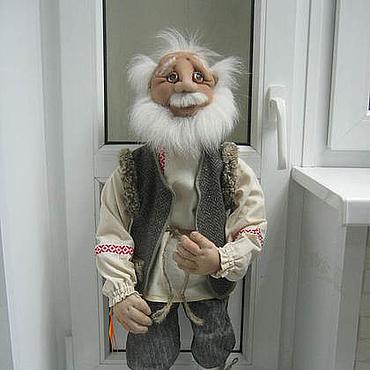 """Куклы и игрушки ручной работы. Ярмарка Мастеров - ручная работа Кукла """"Дед"""". Handmade."""