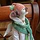 Куклы Тильды ручной работы. Весенний ангел Надюша. Марина Николаева. Ярмарка Мастеров. Кукла интерьерная, кружево хлопок