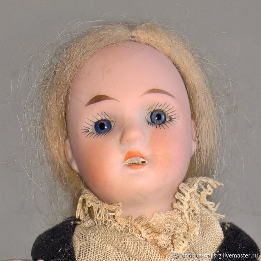 Schoenau & Hoffmeister candy container, Ball-jointed doll, Rostov-on-Don,  Фото №1