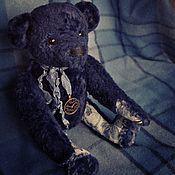 Мягкие игрушки ручной работы. Ярмарка Мастеров - ручная работа Медведь Барни (32см). Handmade.