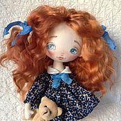Куклы и игрушки ручной работы. Ярмарка Мастеров - ручная работа Кукла малышка Рита. Handmade.