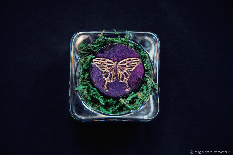 Брошь-булавка Бабочка, Брошь-булавка, Москва,  Фото №1