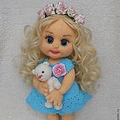 Куклы и игрушки ручной работы. Ярмарка Мастеров - ручная работа Василиса. Handmade.