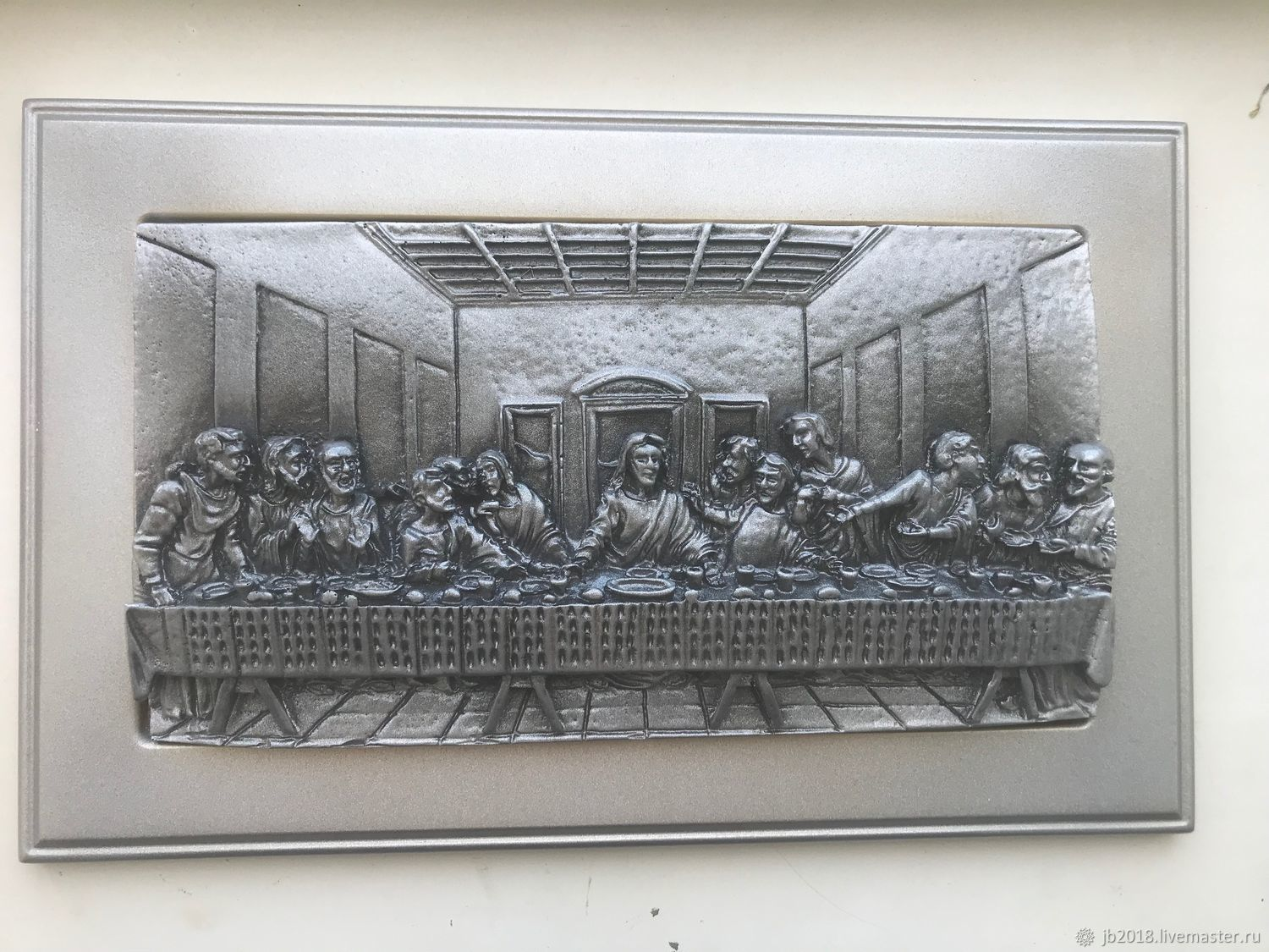 3D painting 'the last Supper of Jesus Christ', Icons, Budennovsk,  Фото №1
