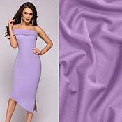 Материалы для творчества handmade. Livemaster - original item Fabric: Jersey lavender. Handmade.