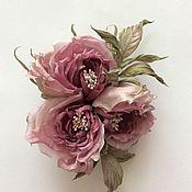Украшения ручной работы. Ярмарка Мастеров - ручная работа Фантазийная роза. Handmade.