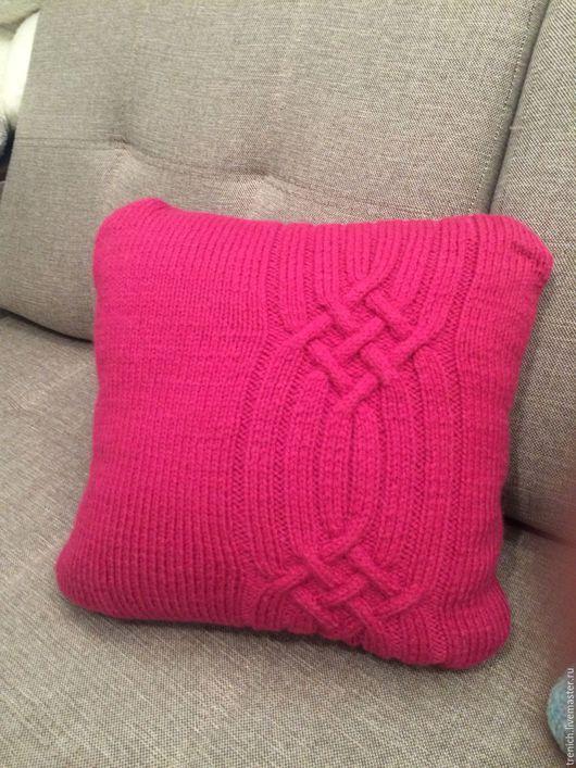 Дизайн интерьеров ручной работы. Ярмарка Мастеров - ручная работа. Купить Интерьерные подушки. Handmade. Комбинированный, интерьерные подушки