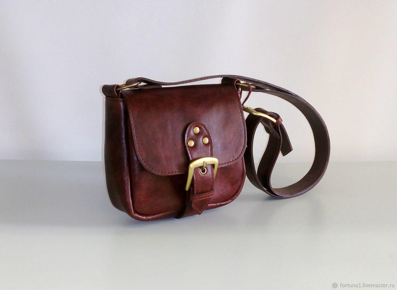 Bag leather 46, Classic Bag, St. Petersburg,  Фото №1