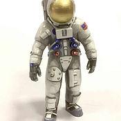 Для дома и интерьера handmade. Livemaster - original item Astronaut of the Apollo 10 cm. Handmade.