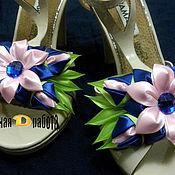 Украшения ручной работы. Ярмарка Мастеров - ручная работа Клипсы для обуви. Handmade.