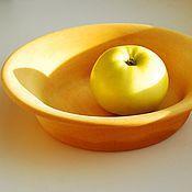 Для дома и интерьера ручной работы. Ярмарка Мастеров - ручная работа Миска из кедра. Handmade.
