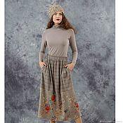 Одежда handmade. Livemaster - original item Skirt VR -1567. Handmade.