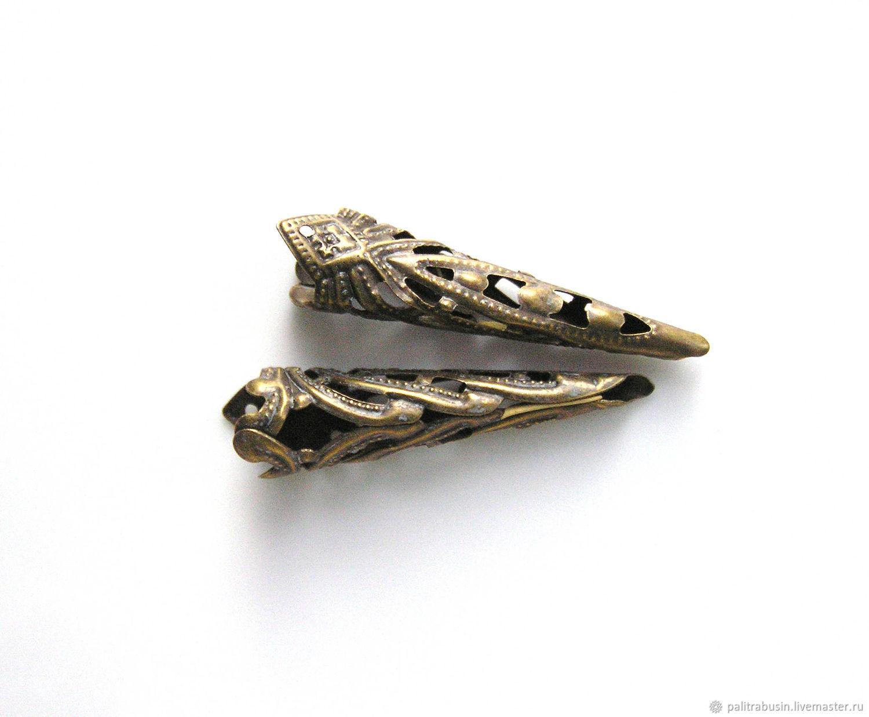 End cap cone cap bronze, Accessories4, Tyumen,  Фото №1