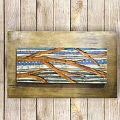 Картины и панно ручной работы. Ярмарка Мастеров - ручная работа Ветви. Handmade.