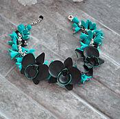 Украшения ручной работы. Ярмарка Мастеров - ручная работа Орхидеи... Handmade.