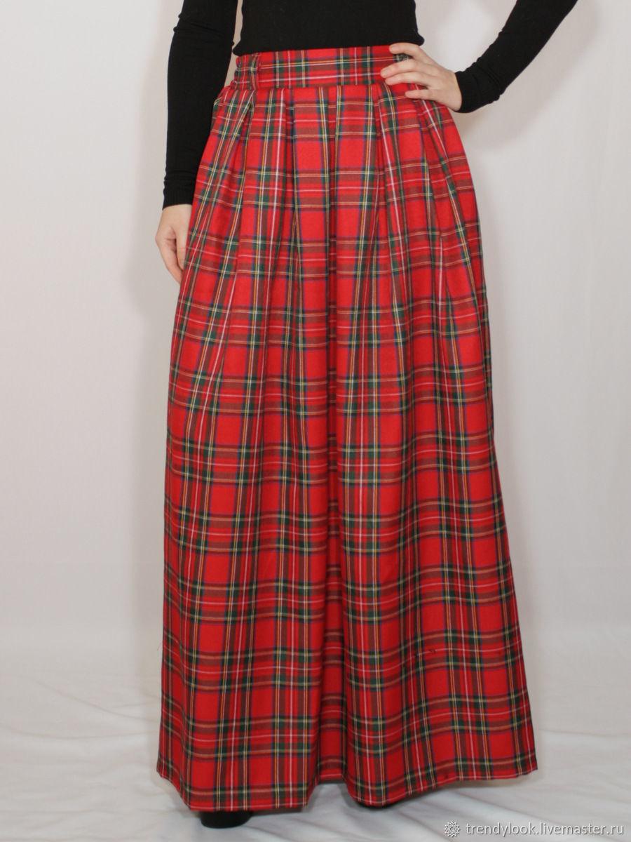 юбки шотландки женские фото мест, куда