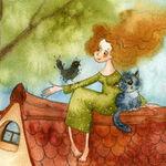 Арина и Коt - Ярмарка Мастеров - ручная работа, handmade