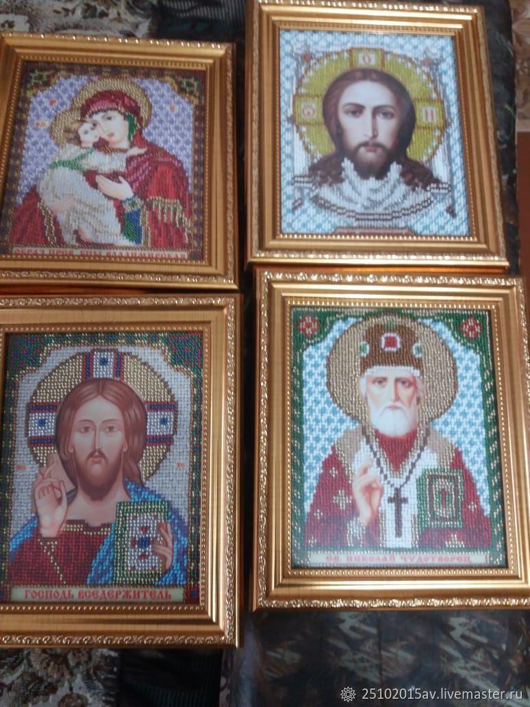 Иконы разные, Иконы, Санкт-Петербург,  Фото №1