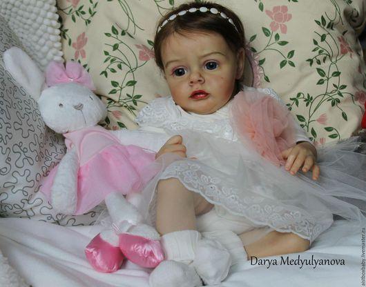 Куклы-младенцы и reborn ручной работы. Ярмарка Мастеров - ручная работа. Купить Chloe by Natali Blick. Handmade. мохер