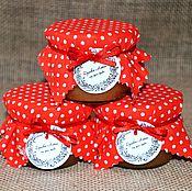 Подарки к праздникам ручной работы. Ярмарка Мастеров - ручная работа Баночки-бонбоньерки на свадьбу и день рождения. Handmade.