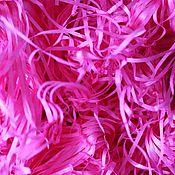 Наполнитель ручной работы. Ярмарка Мастеров - ручная работа Наполнитель бумажный розовый.. Handmade.