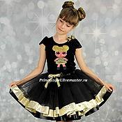 Одежда handmade. Livemaster - original item Costumes: Doll costume LOL. Handmade.