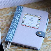 Канцелярские товары handmade. Livemaster - original item Babybook Our little Bunny. Handmade.