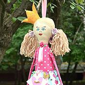Куклы и игрушки ручной работы. Ярмарка Мастеров - ручная работа Хранительница заколок для волос. Handmade.
