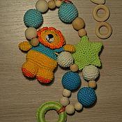 """Куклы и игрушки ручной работы. Ярмарка Мастеров - ручная работа Грызунок """"Левушка"""". Handmade."""