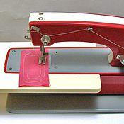 Винтаж ручной работы. Ярмарка Мастеров - ручная работа Винтажная детская швейная машинка МШДМ 1988 года. Handmade.