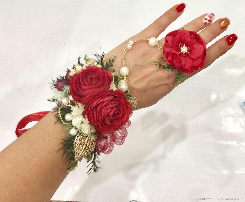 Браслет для невесты или подружки невесты, Браслеты, Новочеркасск,  Фото №1