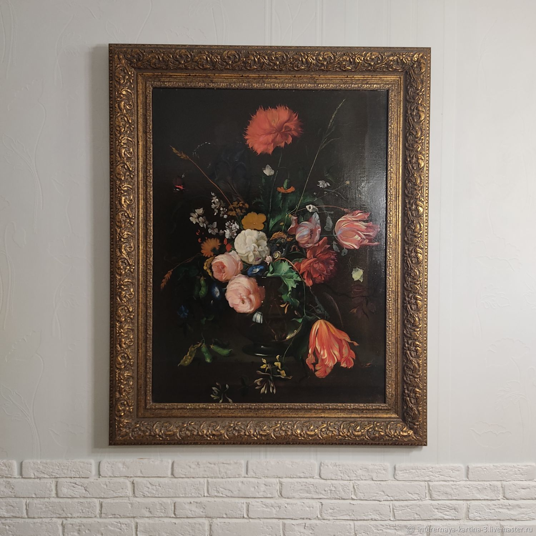 Копия голландского натюрморта, Картины, Пенза,  Фото №1