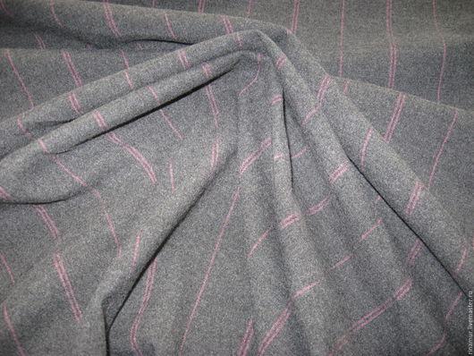 Шитье ручной работы. Ярмарка Мастеров - ручная работа. Купить Фланель шерсть. Handmade. Шерстяная ткань, качественная ткань, шерсть