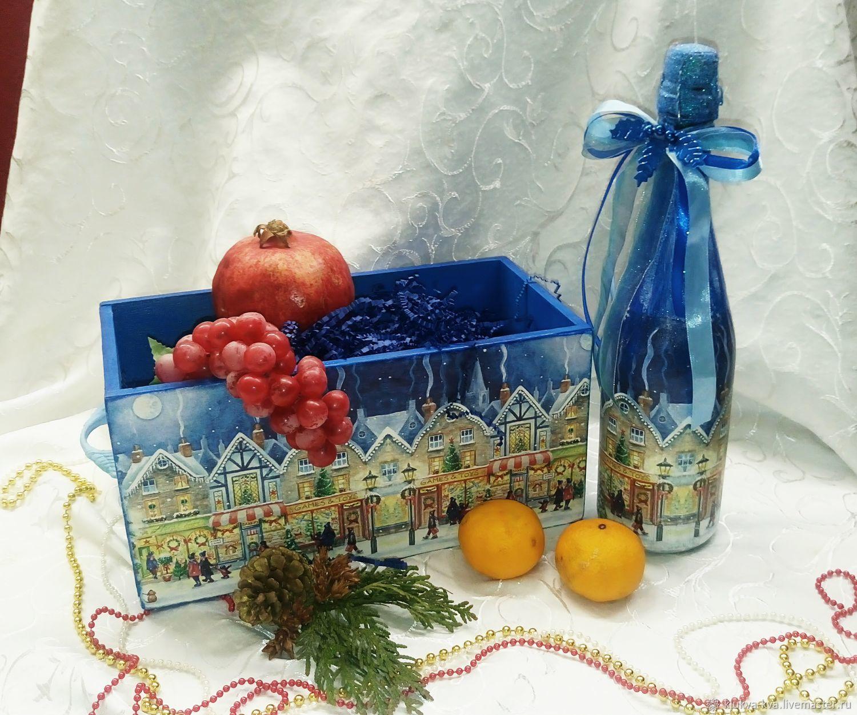 Storage box Christmas, Storage Box, Moscow,  Фото №1