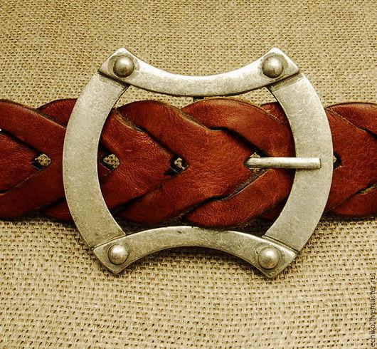 Шитье ручной работы. Ярмарка Мастеров - ручная работа. Купить 40 мм Пряжка для ремня цвет старинное серебро. Handmade.