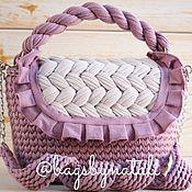 Сумки и аксессуары handmade. Livemaster - original item Knitted bag. Handmade.