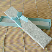 Коробочка для бижутерии с рисунком, 6 цветов Ю26