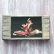 Сувениры и подарки handmade. Livemaster - original item copernica for men tube. Handmade.