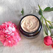 Маски ручной работы. Ярмарка Мастеров - ручная работа Высокопитательная маска для лица Дамасская роза. Handmade.