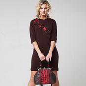 Одежда ручной работы. Ярмарка Мастеров - ручная работа Платье Сакура. Handmade.