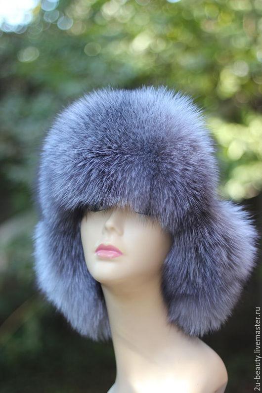 Шапки ручной работы. Ярмарка Мастеров - ручная работа. Купить Шапка ушанка из меха,женская ушанка,зимняя шапка,Зимняя шапка с ушами.. Handmade.