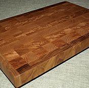 Для дома и интерьера handmade. Livemaster - original item End cutting Board. Handmade.