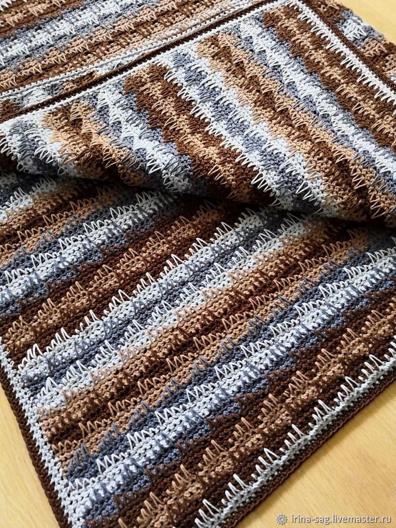 plaid knit, Blankets, Sochi,  Фото №1