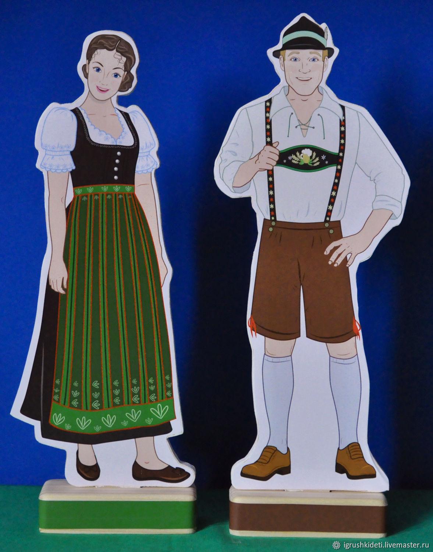 немцы костюм картинки один самых известных
