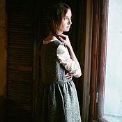 """Одежда ручной работы. Ярмарка Мастеров - ручная работа Сарафан.Коллекция """"Тишина"""". Handmade."""