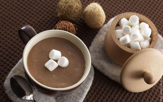 Другие виды рукоделия ручной работы. Ярмарка Мастеров - ручная работа. Купить Отдушка Горячий шоколад для мыла, свечей, бомбочек (США). Handmade.