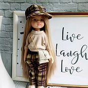 Одежда для кукол ручной работы. Ярмарка Мастеров - ручная работа Комплект одежды и аксессуары для Паола Рейна. Handmade.