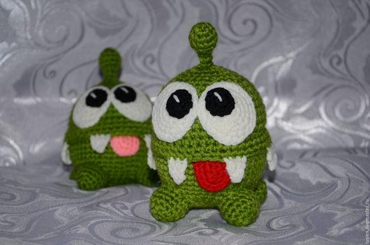 Персональные подарки ручной работы. Ярмарка Мастеров - ручная работа. Купить Ам-Ням - шкатулка-игольница. Handmade. Зеленый